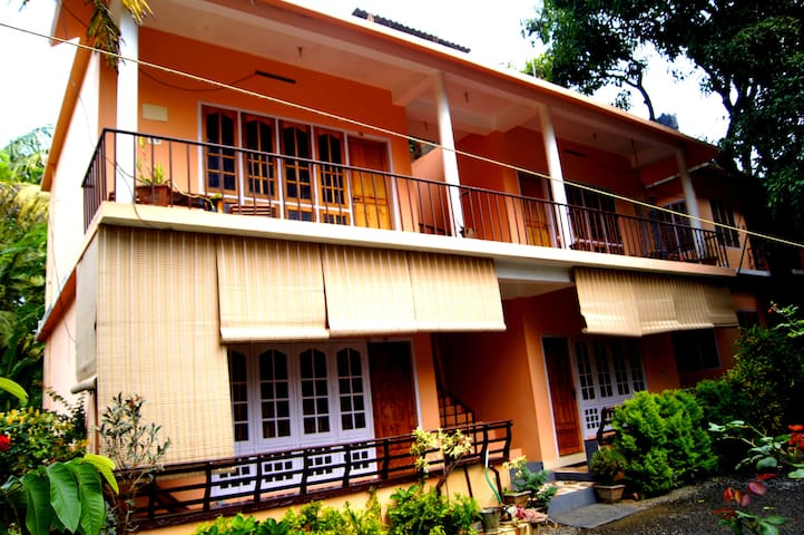 Mundakal Paradise  Thekkady - Thekkady - Haus