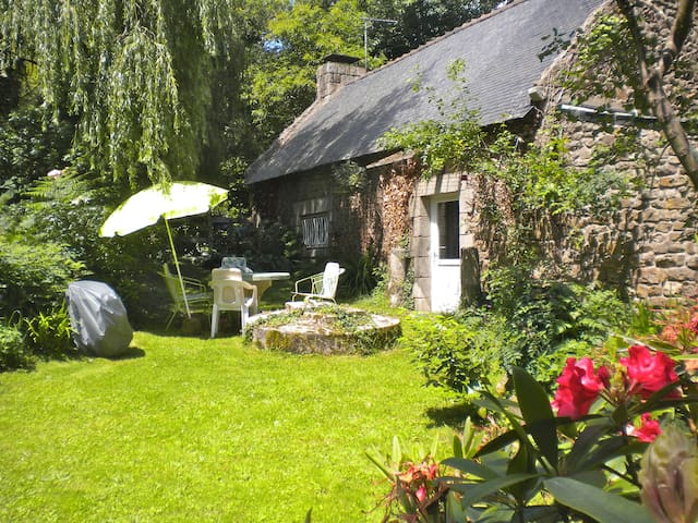 Cottage for 3 in South Brittany - Hennebont - Casa