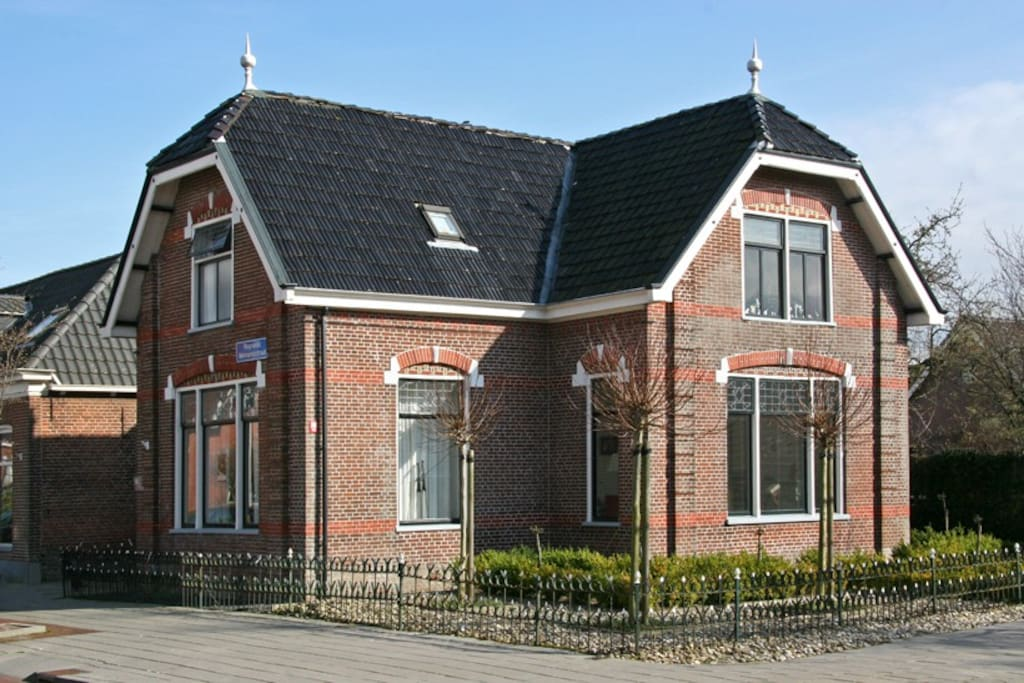 Karakteristiek herenhuis friesland huizen te huur in for Huizen te koop friesland