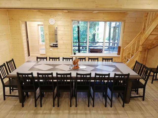 Парк лесок 2 на 22 гостя