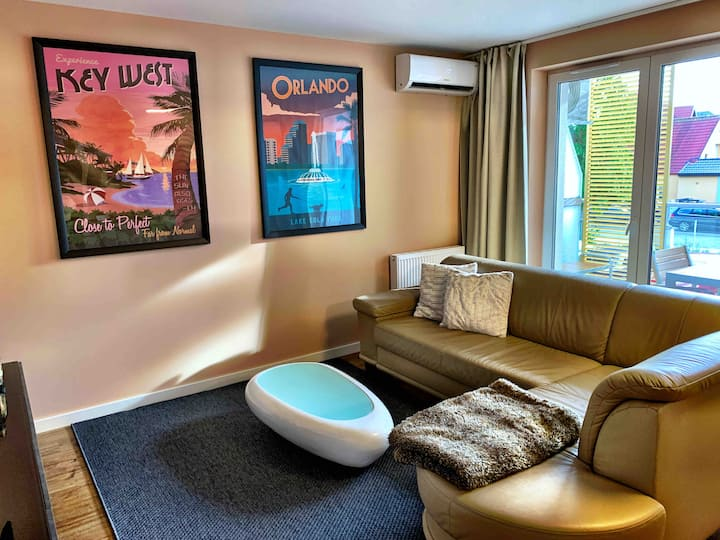 Florida Beach Lounge, Junior Suite - Dziwnowek