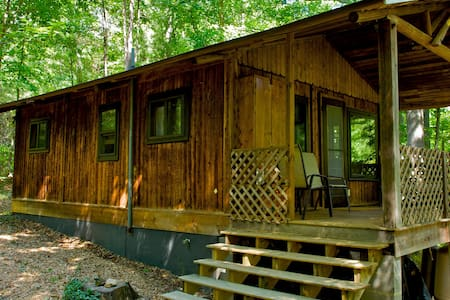 2 BD Family Cabin in Mountains #3 - Crozet - Cabin