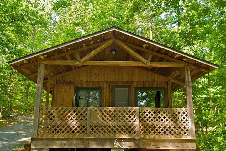 2 BD Family Cabin in Mountains #3 - Crozet - Cabaña