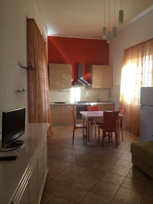 Delizioso appartamento in villa appartamenti in affitto - Agenzie immobiliari san sebastiano al vesuvio ...