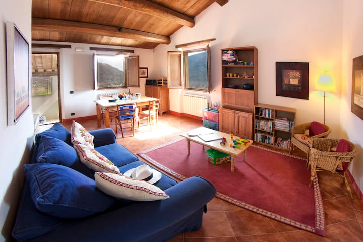 Family friendly holiday cottages - Perugia - Pis