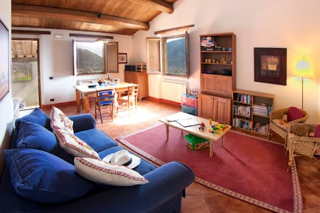 Family friendly holiday cottages - Perugia - Appartement