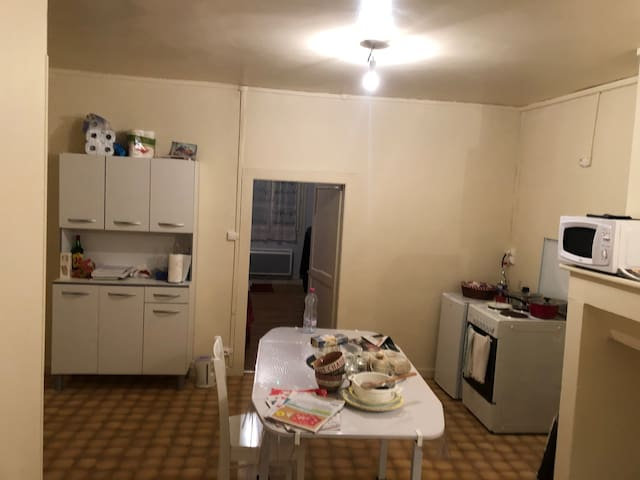 Appartement T2 Tulle