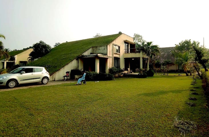 Eco House at Vedic Village