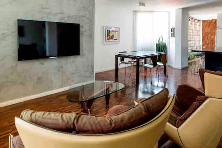 Excelent apartment, one per floor