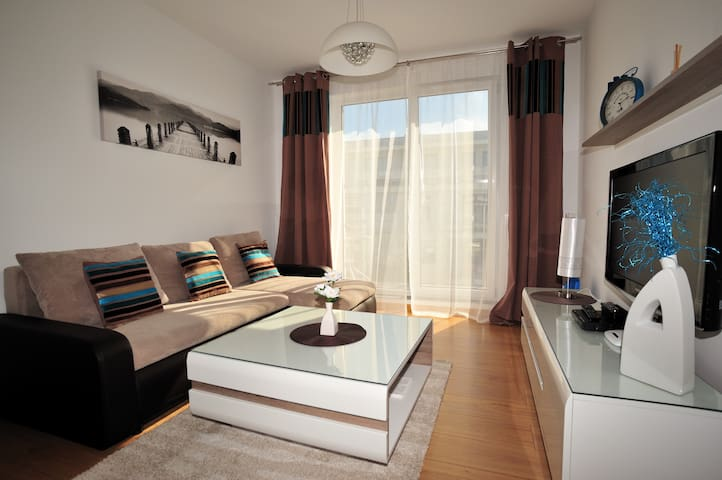 Apartament Blue Osiedle Polanki - Kolobrzeg - Apartment