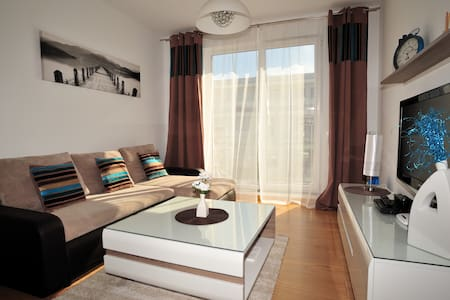 Apartament Blue Osiedle Polanki - Kolobrzeg - 公寓