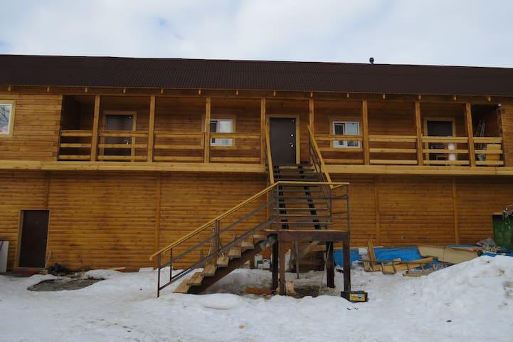 ICE Hostel в Байкальске посуточно