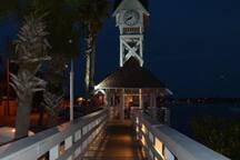 Historic Bridge Street Pier