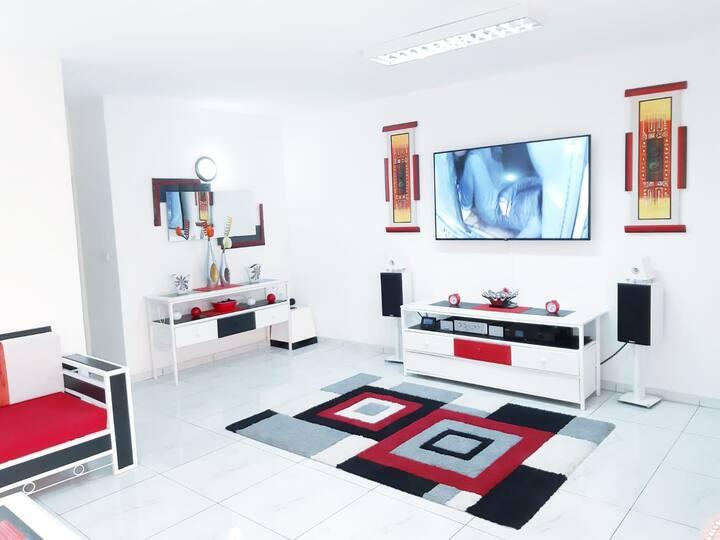 Villa meublée  Abidjan Bietry