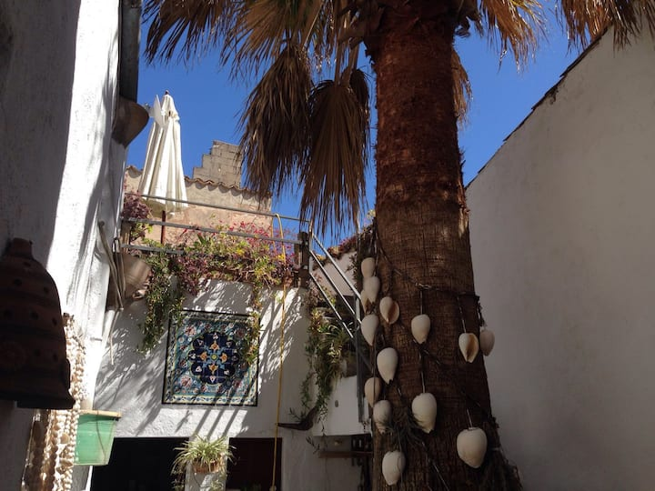Gemütliches Dorfhaus im Herzen Mallorcas (Sineu)