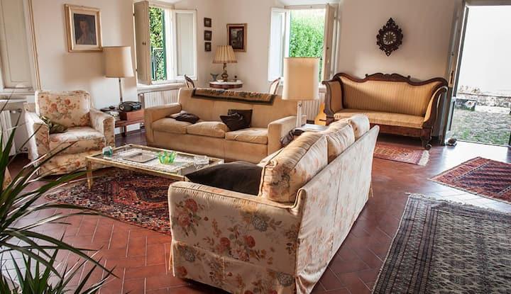 Villa en la Toscana