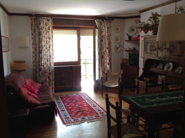 Appartamento centrale ben arredato