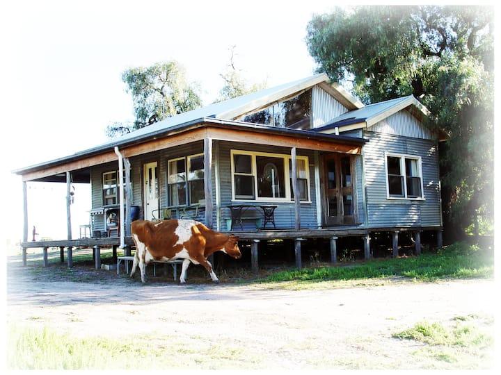 The Shack - a rustic, rural retreat