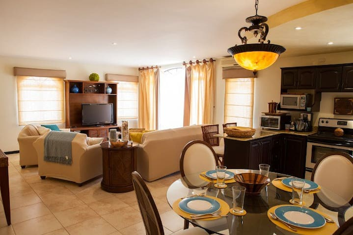 Beautiful 3 Bedroom Condo! - Tamarindo - Apartment