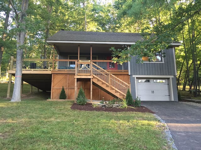 Alyvia's Retreat by the Lake (Lake Access) - Swanton - Casa