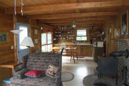 2BR Log Cabin at Mountain Meadows - Meadows of Dan