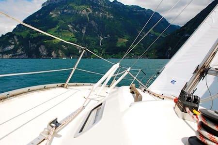 sleeping on a Sailboat incl. 2h Sunsetsailing - Cham - Boat