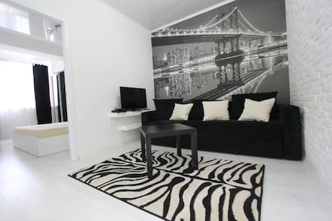 Very nice apartment.