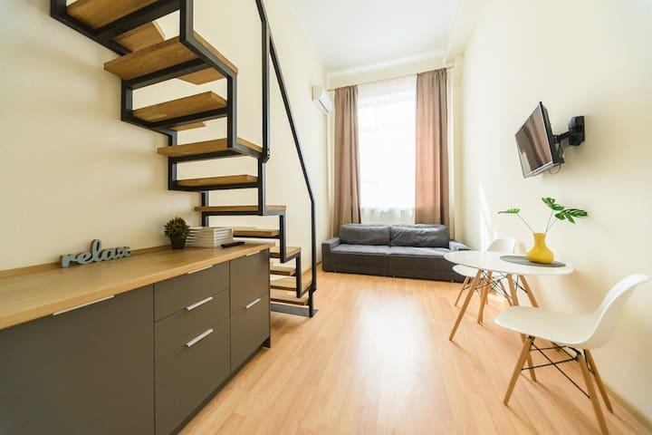 Loft ''Smart house'' apartment - 1208/2