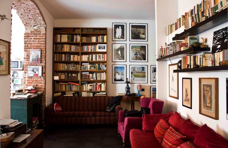 Double room near Navigli/Duomo - Milán - Loft