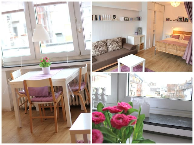 Stylish apartment in a great spot - Keulen - Appartement