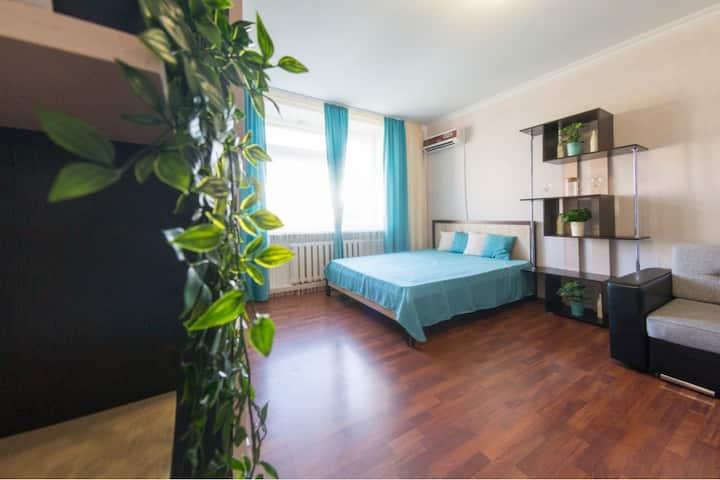 Уютная квартира в шаге от Белорусской