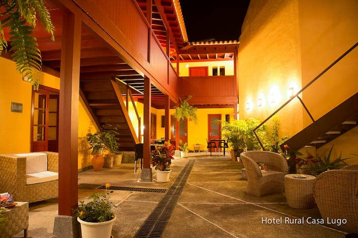 Casa Lugo - Tu habitación en el corazón de Agulo