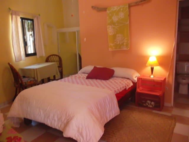Agave Azul Whimsical Guest House: #1 Cozy Room