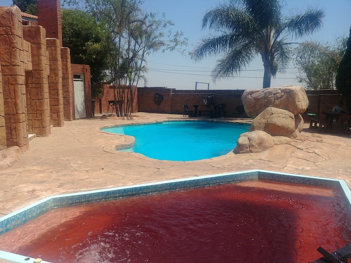 Idwala holiday home