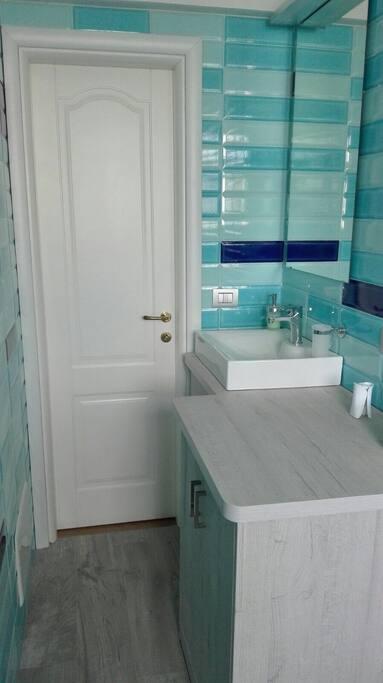 Bagno Privato camera Bellavista