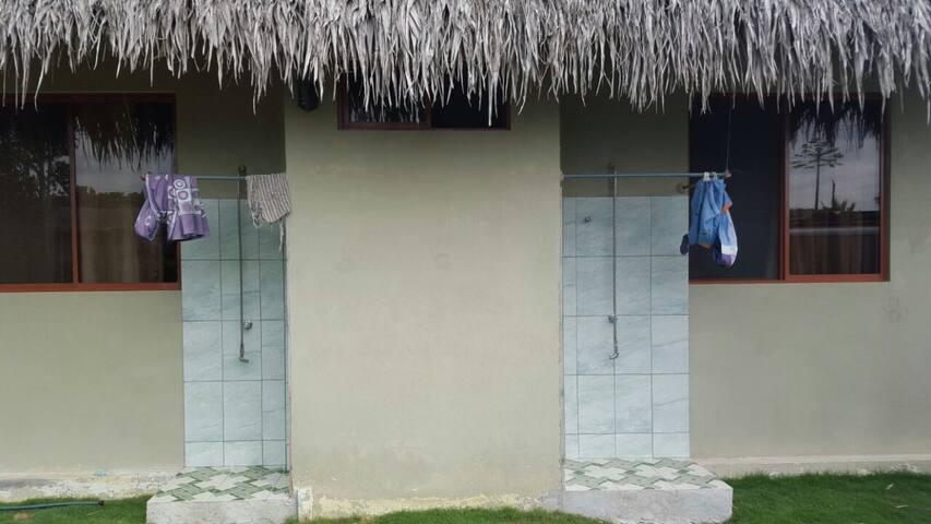 CASA VACACIONAL PLAYA  OLON - Machala - Rumah
