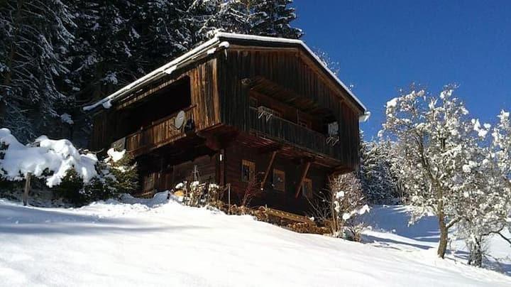 Zauberhütte Wildschönau OG. Verzaubern Lassen.