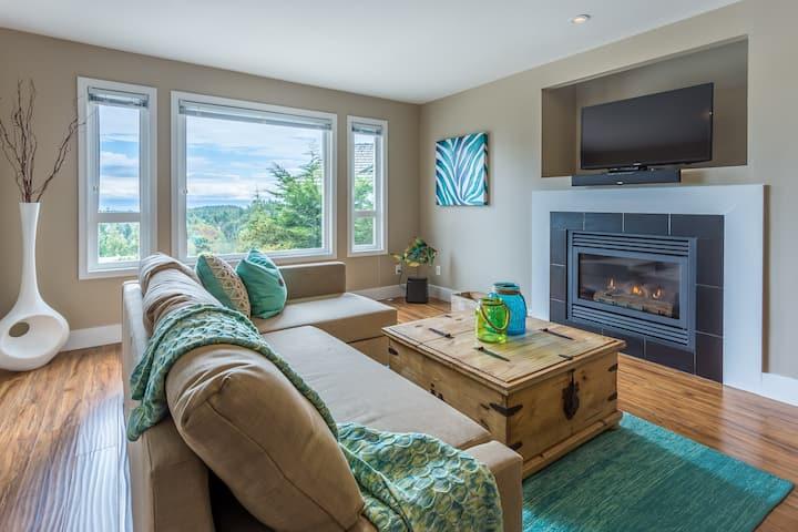 The Ocean View Suite