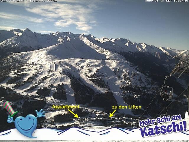 Fewo Strecker-Hinterlechner - Katschberghöhe
