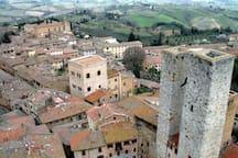 San Gimignano.