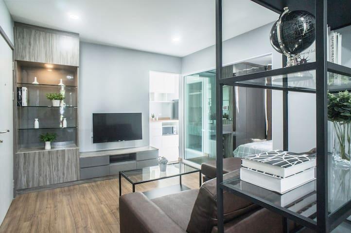 Condo 2 Bedrooms @Rama 2