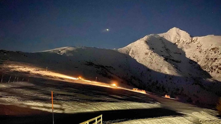 Alloggio 10 posti letto sulle piste da sci @ Rucas