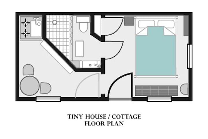 Tiny House / Cozy Cottage