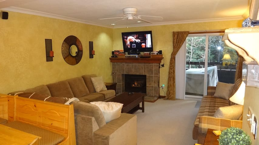 Killington Vermont Luxury 2 bed condo