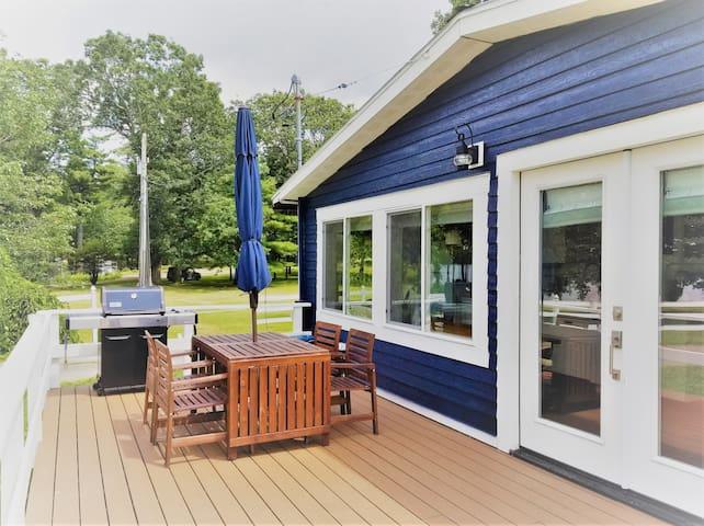 New Gatehouse Cottage @ The Ledges Resort & Marina
