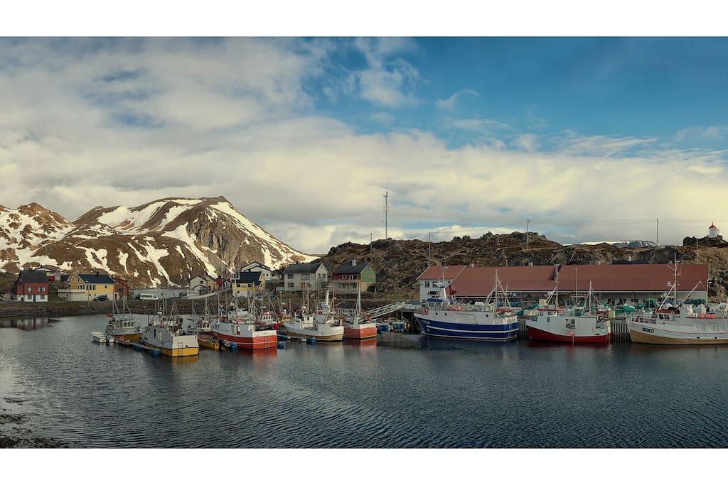 Kamøyvær havn
