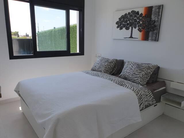 Bedroom groundfloor
