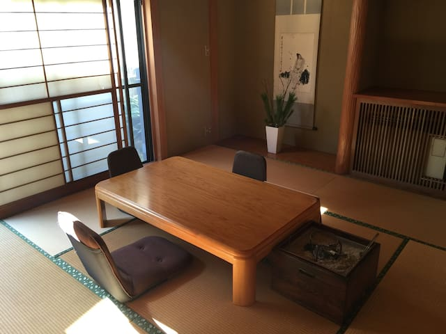 Japanese Classical Room (Cozy staying in Tokyo) - Suginami-ku - Haus