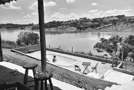 Recanto da Ângela - Sossego na represa do Funil
