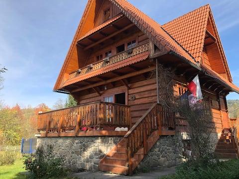 Chata pod Szczeblem - prawdziwe góry 30 min od KRK